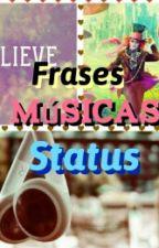 Status, frases e musicas by sonhar_-_