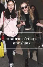 Rilaya & Rowbrina One-Shots by rilaya