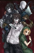 Being adopted by Creepypasta X Reader by Yandere_soldier