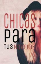 Chicas Para Tus Historias by JunoYeu