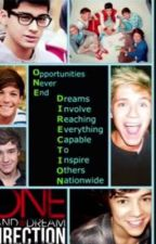 Dear One Direction by Marshmallow2005