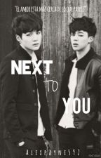 Next to you-Yoonmin by ZiamParadaise