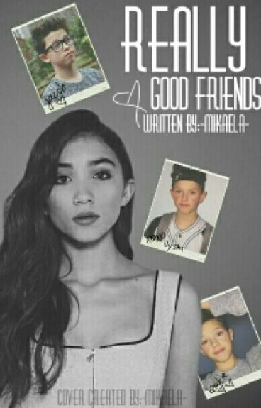 Really Good Friends~j.s