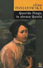 Querido Diego te abraza Quiela by gothicalice