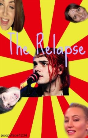 The Relapse (Gerard Way) by poopyface1234