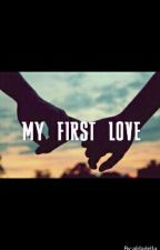 My first love  by aldadella