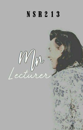 Mr. Lecturer [EDIT✔]