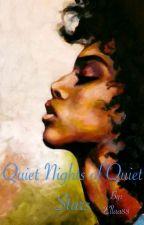 Quiet Nights of Quiet Stars (WEREWOLF/BWWM) by Ellaa88