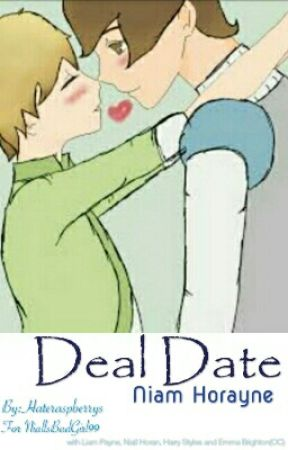 Deal Date ~ Niam Horayne by Hateraspberrys