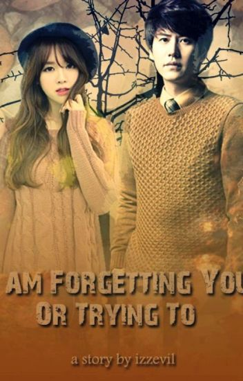 I am Forgetting You or Trying to (Kyuhyun Fanfiction)