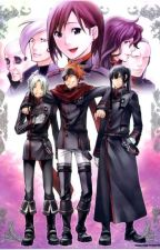 D.Gray-Man Emotions Drabbles by xxCindaxx