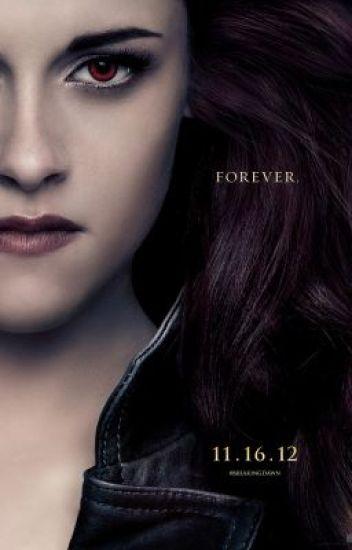 Twilight Saga Twist: Bella is already a vampire - Daisy