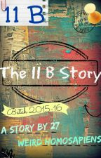 The 11 B story  by alexification