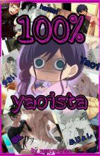 100% yaoista \( ̄ハ ̄)/ by Amaya_chaneko