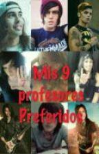 Mis 9 profesores preferidos (BVB,SWS,FIR,BMTH,PTV) HOT by carmende_ferguson