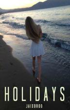 Holidays (Zawieszone)/ jai brooks by jaixbroo