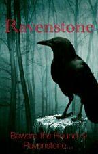 Ravenstone by GlitchyWolfDragon