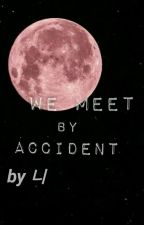 ×we meet by accident× BTS  by ninitag