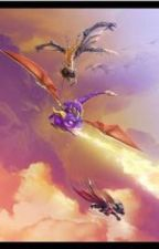The Legend Of Spyro by silvia_26062014