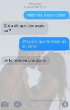 sms by hateyouloveU