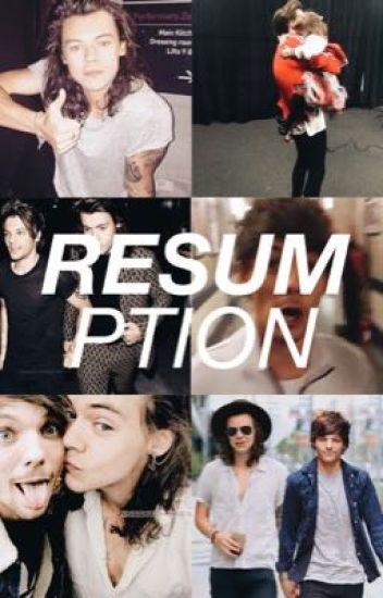Resumption l.s