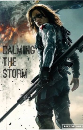 Calming the Storm (Bucky x Reader)
