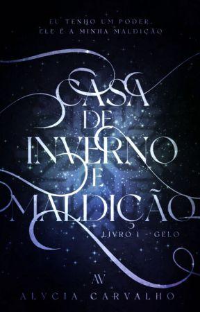 Gelo   Livro I   Saga Invernal by TalvezEscritora