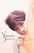 Vampires Among Us | a Kim Taehyung fanfiction by aglimpseofperfection