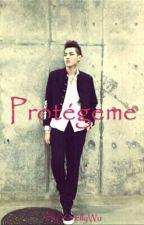 Protégeme Kris Wu y Tu by LauraPiedras