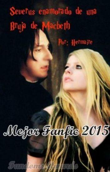 Severus enamorado de una Bruja de Macbeth