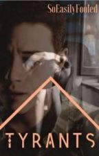 Until Dawn: Tyrants {Josh Washington} by SoEasilyFooled
