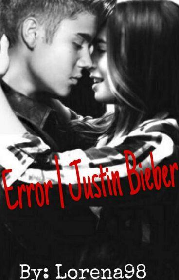 Error | Justin Bieber