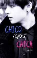 Chico conoce chica (BTS V) by elle_chim