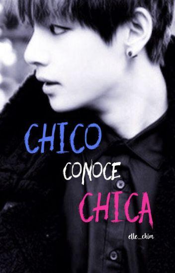Chico conoce chica (BTS V)