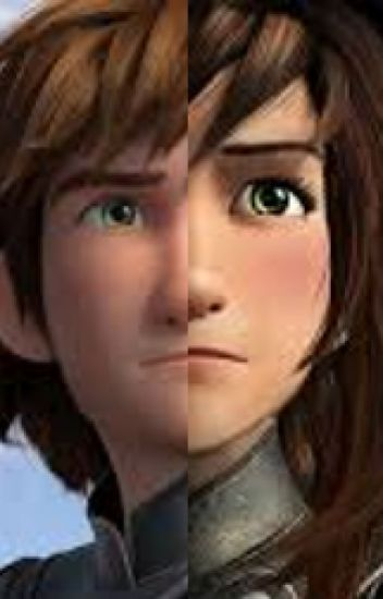 Hiccup's lost sister (How to train your dragon)