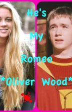 My Quidditch Captain, Best Friend, and Crush? (Oliver Wood Love Story) *On Hold* by Mevery48