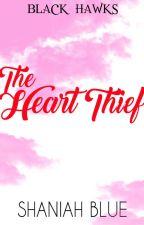 The Heart Thief: Blake   by genaxxvi