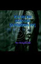Ich bin ein Roboter (Avengers FF) by Schatten29