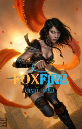 Foxfire 1.0 ( Civil War) by achilles22
