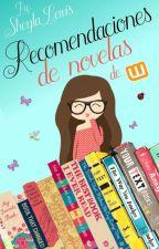 Recomendaciones de Novelas© by SheylaLewis