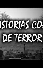 historias de terror cortas by lucianadasilva26