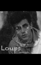 Loup. [terminée✔️]  by mandyyy70