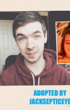ADOPTED BY JACKSEPTICEYE by Kayleighpower123