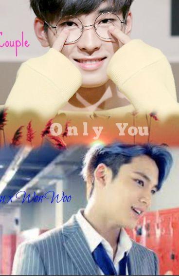 Only You [meanie couple/ MinGyu x WonWoo]