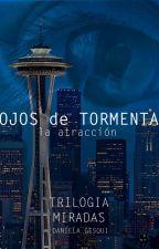 """""""Ojos de Tormenta - La atracción"""" - Parte 1  de Trilogía """"Miradas"""" - (Terminada) by DanielaGesqui"""