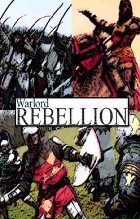 Rebellion, Book One of The Warlord Series by rwindson