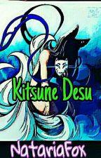 Kitsune Desu by Nataria-Fox
