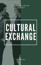 Cultural Exchange • Larry Stylinson by ehipaola