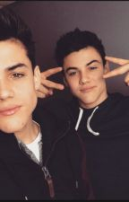 the new kids at school (dolan twin fanfiction) by elaina509