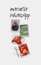 MARVEL'LA WHATSAPP by Glaceetfeu
